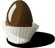 Egg, Chocolate, Sweet, Brown, Tart Royalty Free Stock Photos