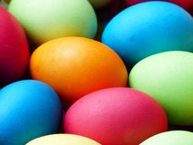 Egg, Colorful, Easter Eggs, Easter Stock Image
