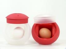 Egg cooker-shapes Stock Photo