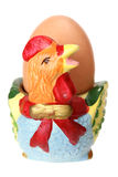 Egg Cup Royalty Free Stock Images