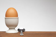 Egg cup Royalty Free Stock Image
