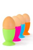 Egg cups Royalty Free Stock Image
