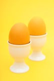 Egg Cups Stock Image