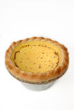 Egg custard tart Stock Photos