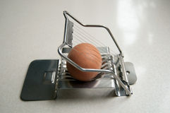 Egg,cutter Royalty Free Stock Image