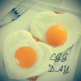 Egg day Royalty Free Stock Image