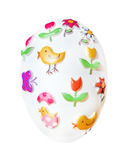 Egg Easter Celebration. Stock Images