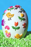 Egg Easter Celebration. Stock Image