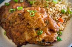 Egg Foo Yung Royalty Free Stock Photography