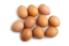 Egg food Royalty Free Stock Images