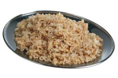 Egg Fried Rice Royalty Free Stock Photos