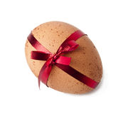 Egg-gift Royalty Free Stock Photos