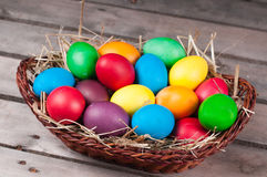 Egg hunt Stock Photography