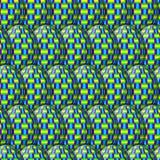 Egg Interlace Pattern Royalty Free Stock Photo