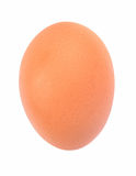 Egg isolated Royalty Free Stock Image