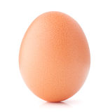 Egg isolated on white background cutout. Egg isolated on the white background cutout stock image