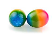 Egg Knocking Game stock photography