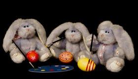egg królika obraz Obrazy Royalty Free
