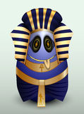 Egg le prince de l'Egypte Photos stock