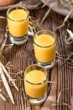 Egg Liqueur Royalty Free Stock Photos