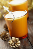 Egg Nog Stock Photos