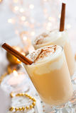 Egg Nog Royalty Free Stock Image