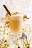 Egg Nog Stock Image
