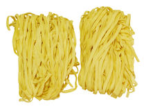 Egg Noodles Royalty Free Stock Photo