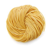 Egg noodles royalty free stock photography