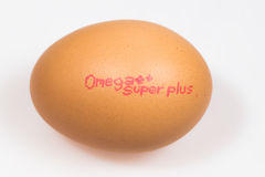 Egg omega super plus Stock Images
