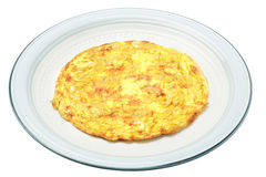 Egg Omelet Stock Photos