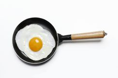 Egg pan. Stock Image