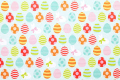 Egg pattern paper. Close up of egg pattern paper, texrutre background Royalty Free Stock Photos