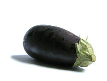 Egg-plant. Aubergine or egg-plant Stock Photography