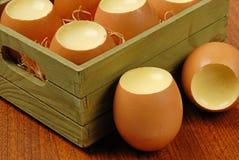 Egg Pudding Royalty Free Stock Photo