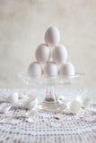 Egg Pyramid Royalty Free Stock Photo