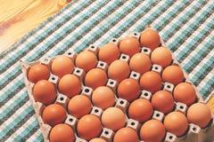 Egg rack royalty free stock image