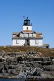 Egg Rock Lighthouse Royalty Free Stock Photos