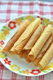 Egg Rolls Stock Image