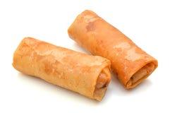 Egg-rolls royalty free stock image