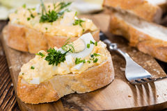 Egg Salad Royalty Free Stock Image