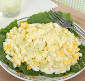 Egg Salad Meal Royalty Free Stock Photos