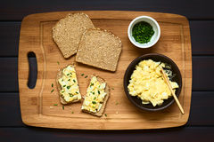 Egg Salad Sandwich Stock Photos
