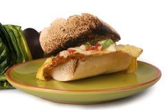 Egg Sandwich Stock Photo