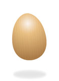 Egg Shaker Wooden Percussion Music Instrument Royalty Free Stock Photography