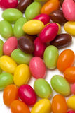 Egg-shaped candies Royalty Free Stock Image