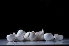 Free Egg Shells Stock Image - 98044401