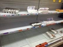Egg Shortage Royalty Free Stock Image