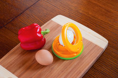 Egg slicer Royalty Free Stock Photos