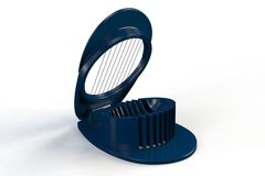 Egg slicer Royalty Free Stock Photography